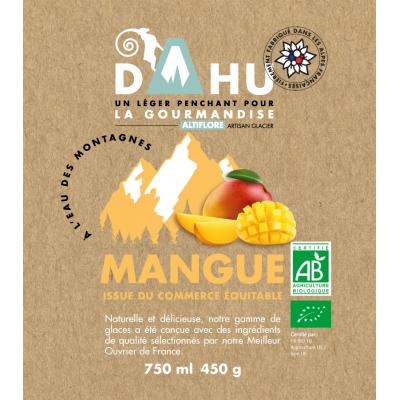 Organic Fairtrade Mango Sorbet