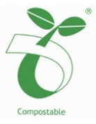 logo compostable